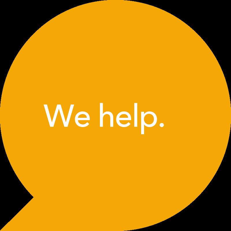 We Help